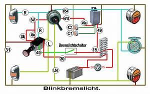 Hella Blinkerschalter Schaltplan