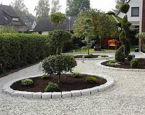 Vorgarten Kies Modern : vorgarten mit kies gestalten pflanzen steingarten im eigenen garten anlegen felsen und pflanzen ~ Eleganceandgraceweddings.com Haus und Dekorationen