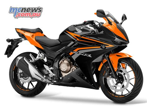 honda cbr upcoming bike new 2016 honda cbr500r released mcnews com au