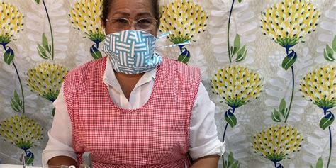 fabric face masks   elastic