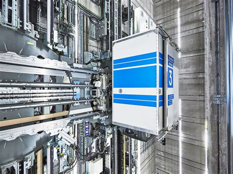 The Sideways Elevator of the Future Is Here, and It's Wild ...
