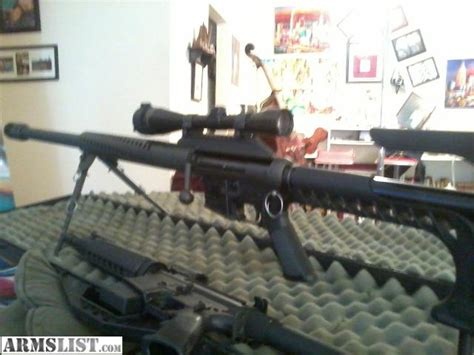 50 Cal Bmg Rifle by Armslist For Sale 50 Cal Bmg Sniper Rifle