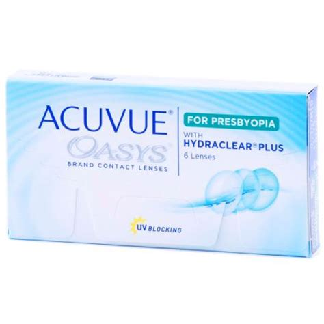 acuvue oasys colored contacts acuvue oasys for presbyopia contact lenses by johnson
