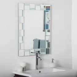 designer bathroom mirrors decor ssm310710 modern bathroom mirror lowe 39 s canada