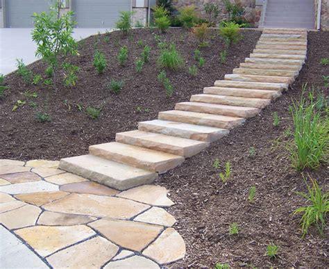 flagstone walkway pictures vander landscaping