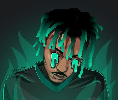 Animated Juice Wrld Wallpapers Wallpaper Cave