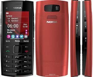 Share  Schematic Nokia X2-02