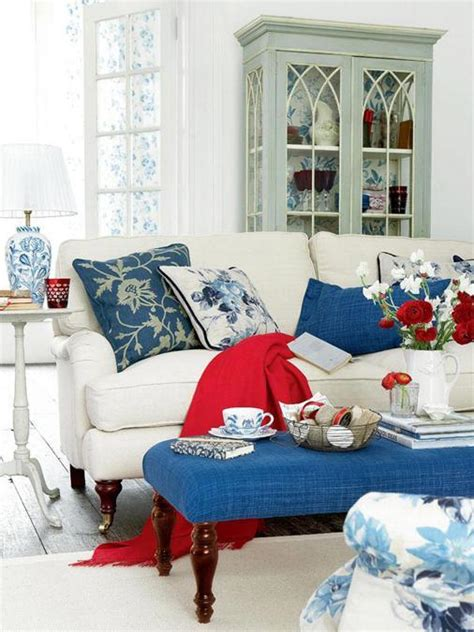 red white  blue colors adding patriotic decoration