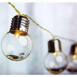 Led Lichterkette Glühbirne : party lichterkette guinguette led gl hbirnen 20 lampen kramsen ~ Whattoseeinmadrid.com Haus und Dekorationen