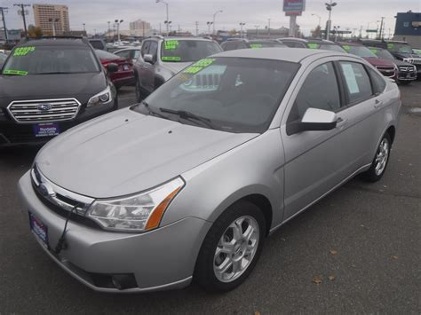 Affordable Used Cars Inc. Anchorage - 2009 FORD FOCUS 4DR