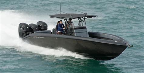 Fast Boat With Engine by World S Most Powerful Outboard Ribnet Forums