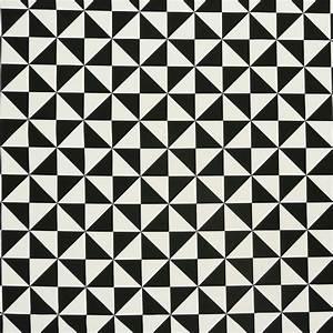 Küchenboden Schwarz Weiß : baumwollstoff stoff dekostoff zacken dreiecke schwarz wei inspirationen farbwelten schwarz ~ Sanjose-hotels-ca.com Haus und Dekorationen