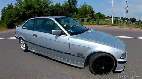 Bmw E36 Coupe Kompresor Drift 230Hp 318IS Street Drift - YouTube