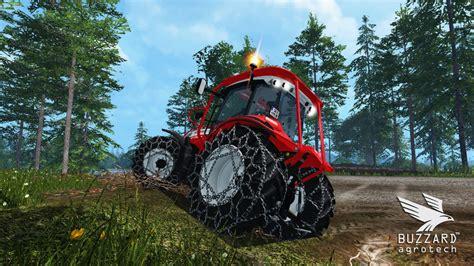 steyr  multi ecotronik tractor   universal