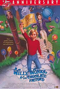 Willy Wonka And The Chocolate Factory movie posters at ...
