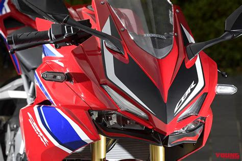 Honda Cbr250rr 2019 by This 2019 Honda Cbr250rr Hrc Is For Words