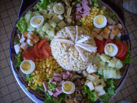 decoration de salade marocaine salade marocaine