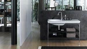 Meuble Sous Vasque Industriel : je veux un meuble vasque original ~ Teatrodelosmanantiales.com Idées de Décoration