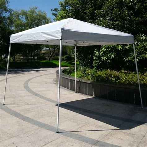 zimtown    canopy tent ez pop  wedding party commercial tent folding gazebo beach