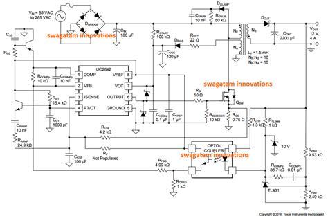 12v 2 smps circuit