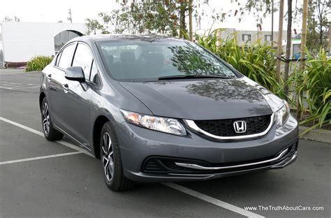 2013 Honda Civic Lx Sedan Manual Review Canada