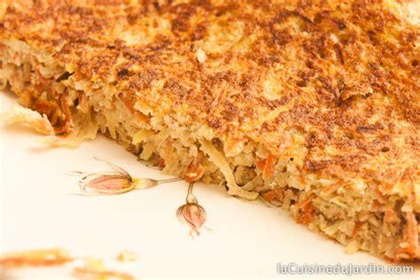 cuisiner du rutabaga galette de carotte et de rutabaga chou navet la