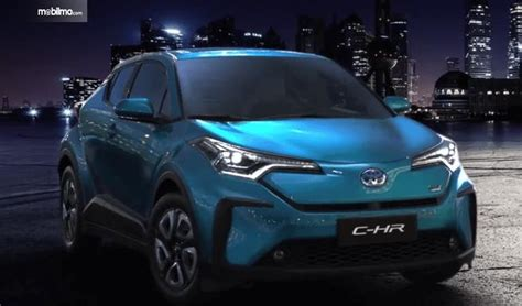 Gambar Mobil Gambar Mobiltoyota Chr Hybrid by Preview Toyota C Hr Ev 2020 Mobil Masa Depan Dengan