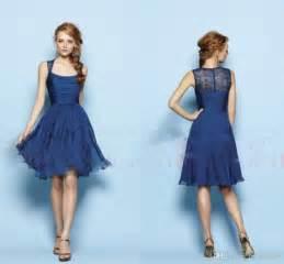 robe mariage bleu marine 17 meilleures idées à propos de demoiselles d 39 honneur bleu marine sur robes de