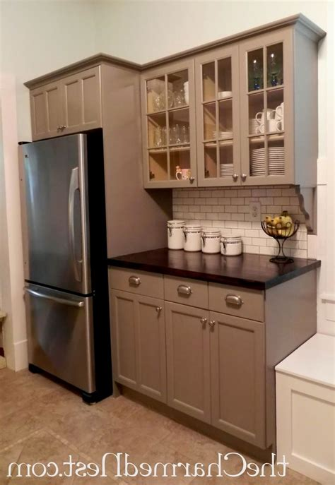 taupe painted kitchen cabinets awesome taupe painted kitchen cabinets gl kitchen design 6015