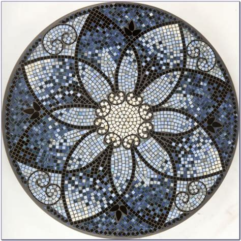 Mosaic Tabletop Patterns   Tabletop : Home Design Ideas