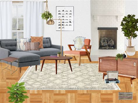 Modern-eclectic Living Rooms At Every Budget