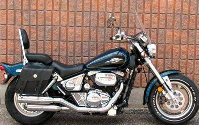 97 Suzuki Marauder by 1997 Suzuki Marauder Vz800 Review Specs