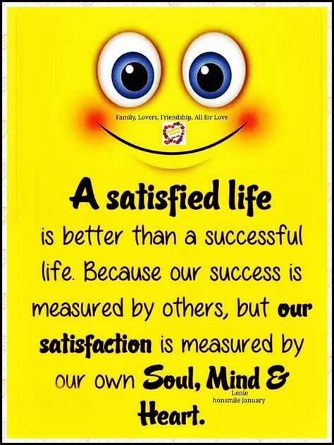 A Satisfied Life Pictures, Photos, and Images for Facebook, Tumblr, Pinterest, and Twitter