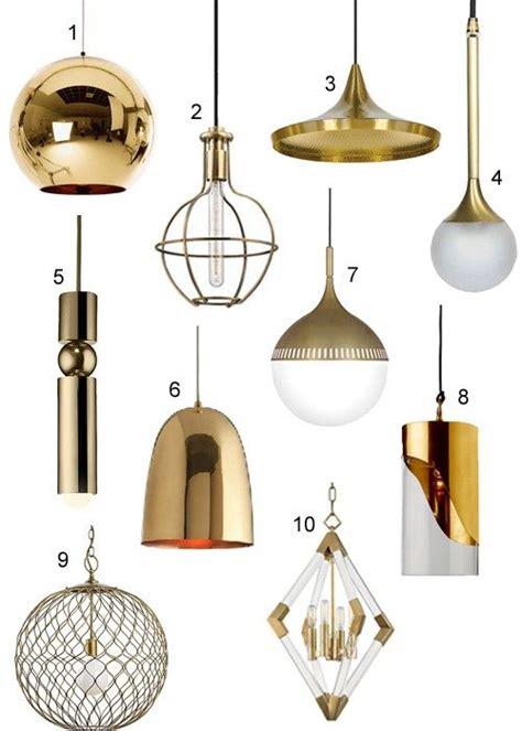 brass kitchen light fixtures 25 best ideas about brass pendant on brass 4874