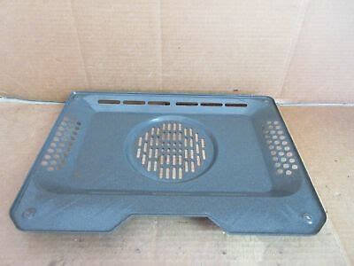 ge double wall oven convection fan cover part wbx ebay