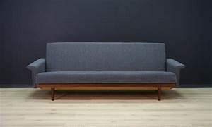 Sofa Dänisches Design : d nisches vintage sofa tagesbett bei pamono kaufen ~ Watch28wear.com Haus und Dekorationen