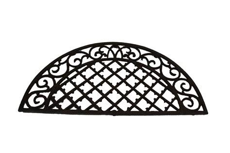 Wrought Iron Doormat by Coir Rubber Door Mat Indoor Outdoor Use Large Wrought Iron