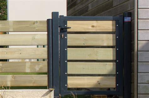 cadre de porte metallique jardi zen paysage portails automatiques