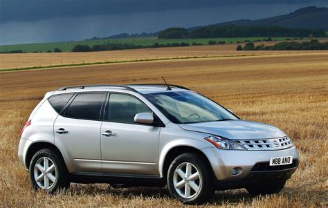 2005 Nissan Murano Reviews by Nissan Murano Estate 2005 2008 Photos Parkers