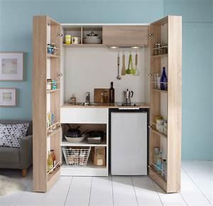 rangement gain de place 15 idees pour la cuisine la With plan de travail maison 4 avant apras optimiser lespace dans un studio maison