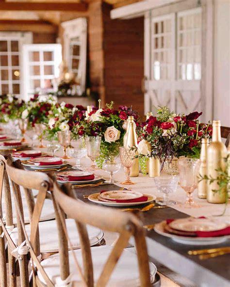 Jewel Toned Wedding Centerpieces   Dazzle