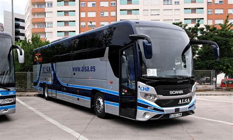 Scania Interlink Alsa 4059  Refoiros Flickr