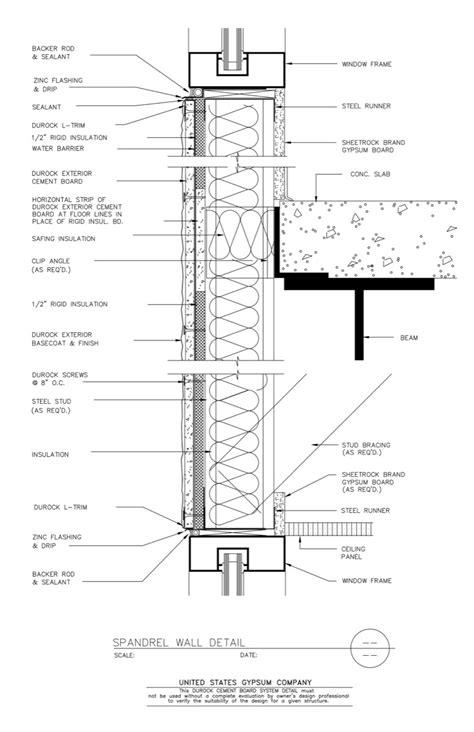 USG Design Studio | SHEETROCK Gypsum Panel - Download Details