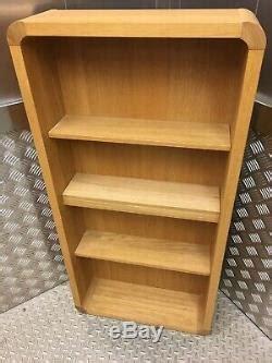 habitat radius oak kitchen dining cddvd wall rack bookcase shelving unit