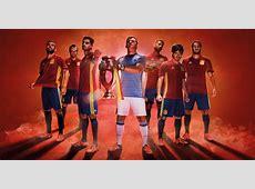 Spanien EM 2016 HeimTrikot veröffentlicht Nur Fussball