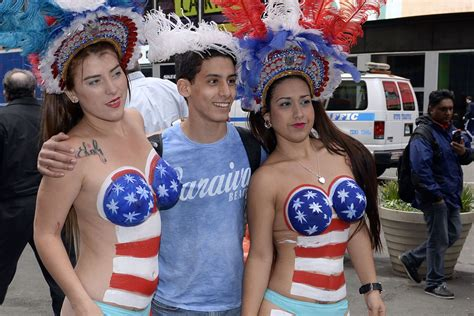 Times Square Plaza Could Get Shut Down Because Of Topless