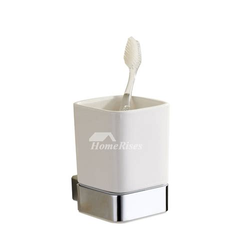 plastic kitchen sinks chrome white designer toothbrush holder ceramic 1541