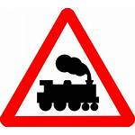Clipart Train Icon Transparent Icons Webstockreview Roadsign
