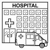 Hospital Un Google Para Buscar Con Hospitals sketch template