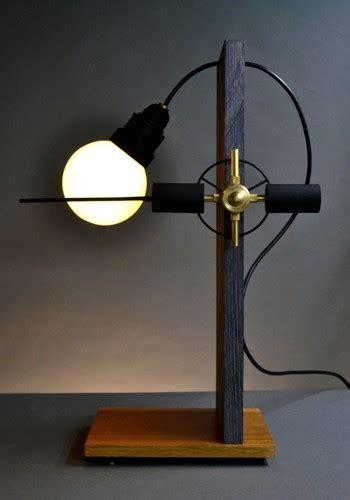 decorative bauhaus cantilever table lamp original